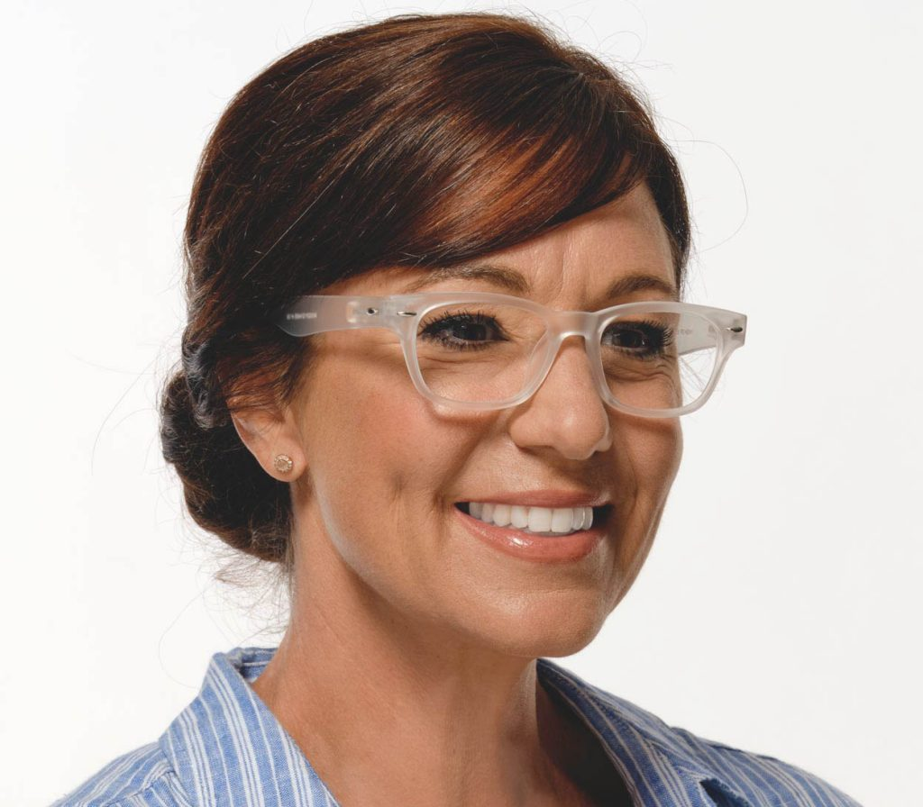 Woody Clear Reading Glasses