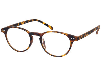 Pimlico (Tortoiseshell) Retro Reading Glasses