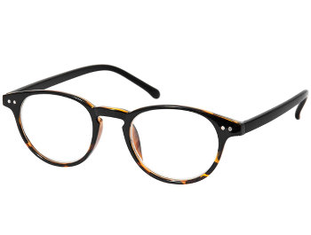 Pimlico (Black) Retro Reading Glasses