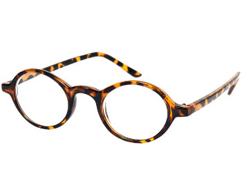 Orton (Tortoiseshell) Retro Reading Glasses