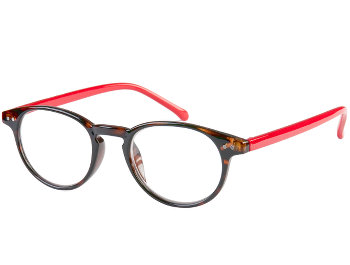 Pimlico (Red) Retro Reading Glasses