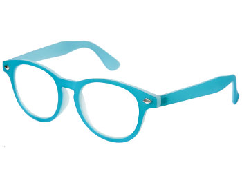Ocean (Turquoise) Retro Reading Glasses