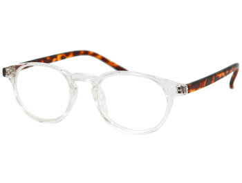 Pimlico (Clear) Retro Reading Glasses