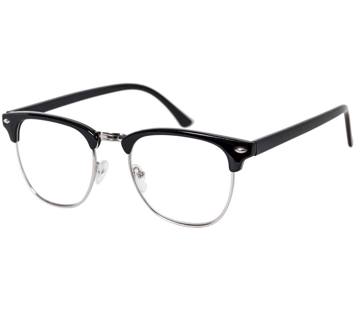 Seattle (Black) Reading Glasses - Tiger Specs