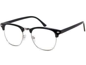 Seattle (Black) Retro Reading Glasses