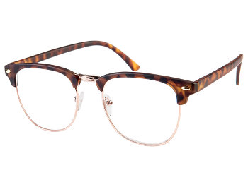 Seattle (Tortoiseshell) Retro Reading Glasses