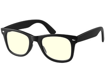 Network (Black) Screen Glasses Reading Glasses