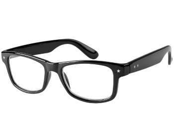 Scholar (Black) Classic Reading Glasses