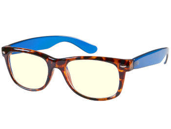 Architect (Tortoiseshell) Screen Glasses Reading Glasses