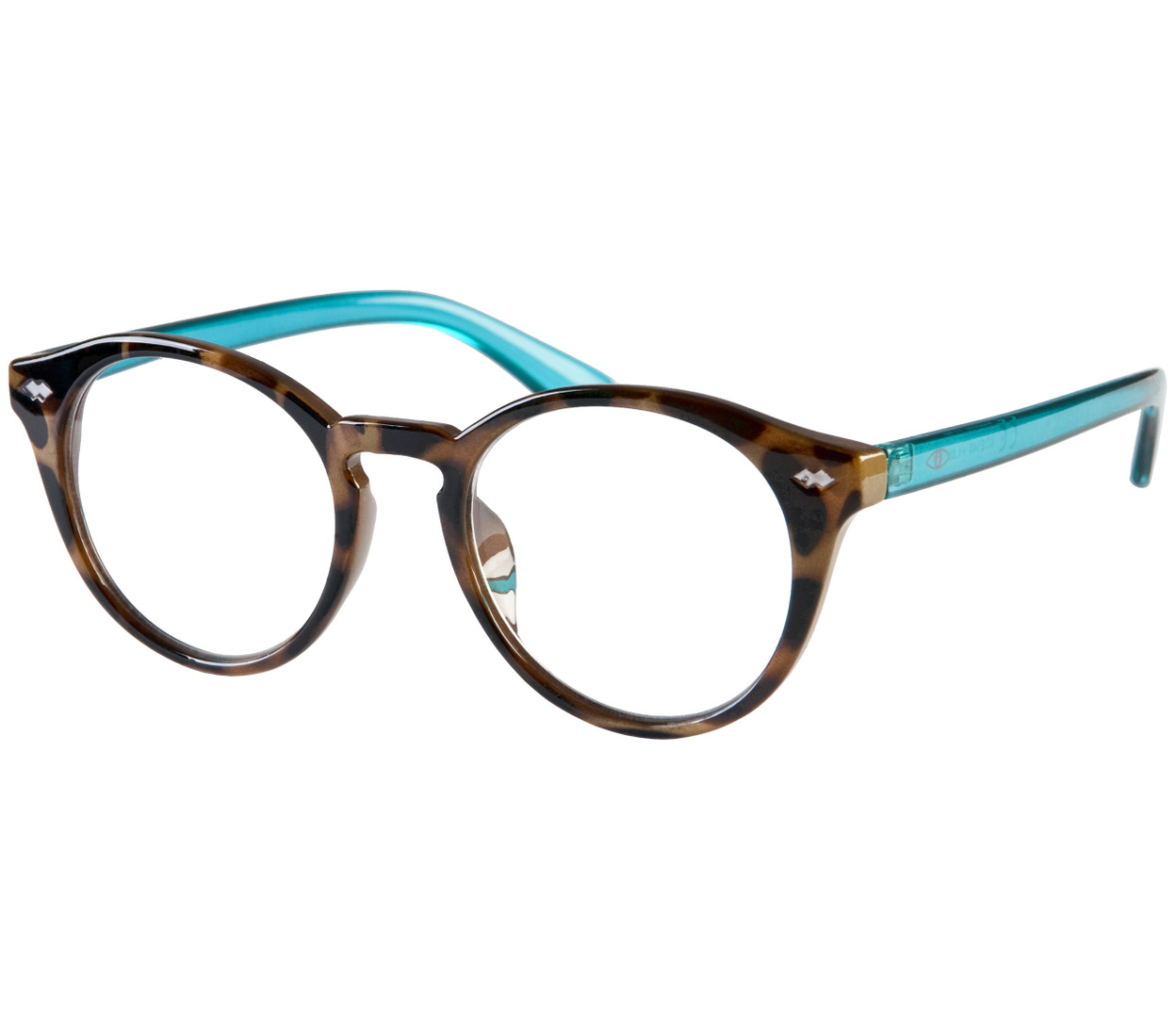 Elroy (Tortoiseshell) Retro Reading Glasses