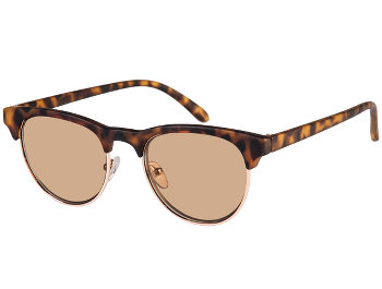 Harrison (Tortoiseshell) Retro Sun Readers - Thumbnail Product Image