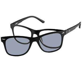 Switch (Black) Wayfarer Sun Readers