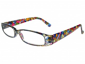 Bliss (Multi-coloured) Fashion Reading Glasses