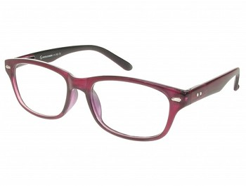 Josie (Purple) Retro Reading Glasses