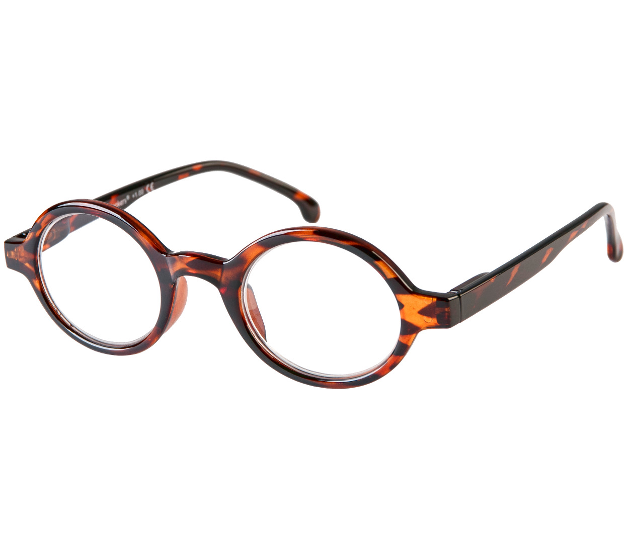 Kensington Glasses Frame : Kensington (Tortoiseshell) Reading Glasses - Tiger Specs