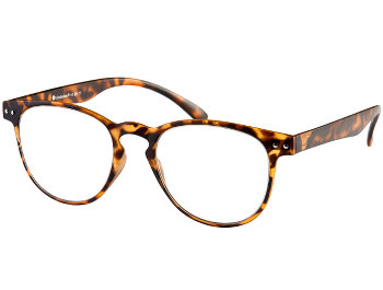 Kent (Tortoiseshell) Retro Reading Glasses
