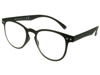 Kent (Black) Retro Reading Glasses