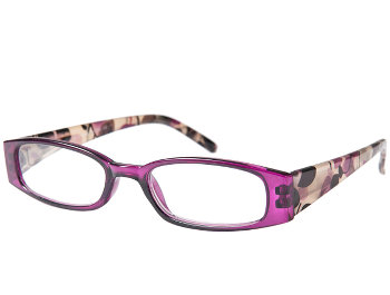 Blenheim (Purple) Fashion Reading Glasses