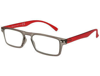 Mod (Grey) Retro Reading Glasses