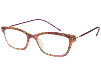 Olivia (Purple) Fashion Reading Glasses