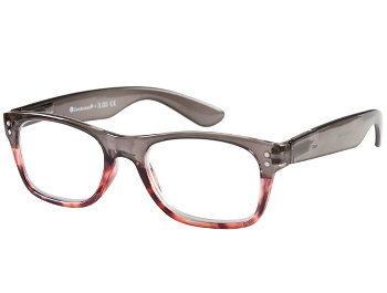 Chester (Grey) Retro Reading Glasses