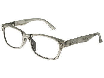 Paris (Silver) Retro Reading Glasses