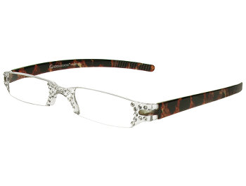 Quartet (Leopard) Clearance Reading Glasses