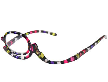 Make-Up (Multi-coloured) Make-up Glasses Reading Glasses - Thumbnail Product Image
