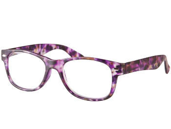Brighton (Purple) Fashion Reading Glasses