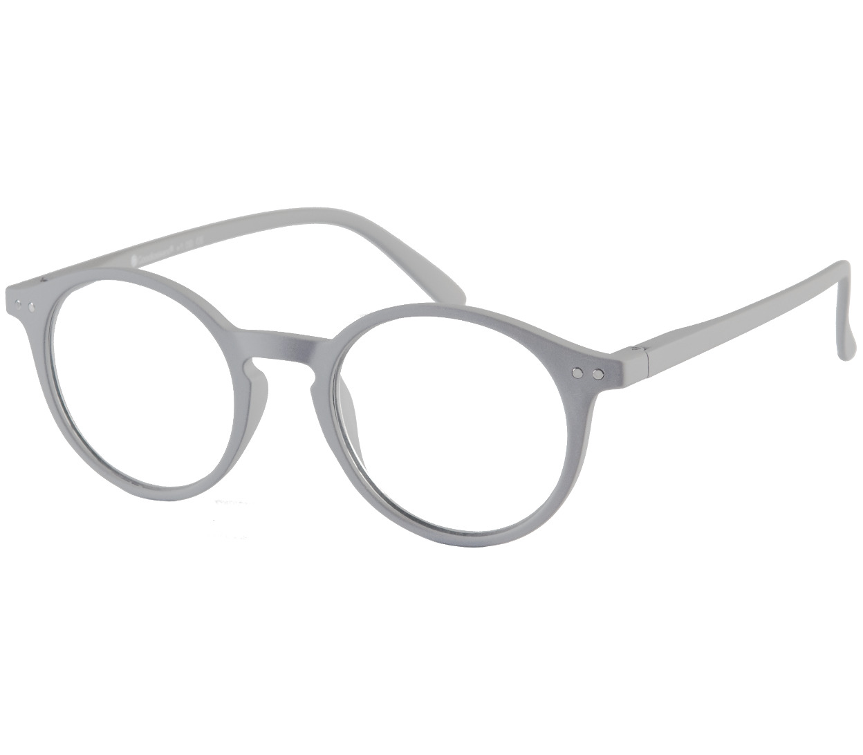 Sydney (Grey) Retro Reading Glasses