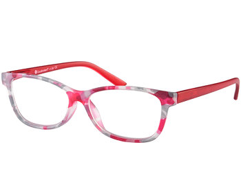 Emily (Red) Fashion Reading Glasses