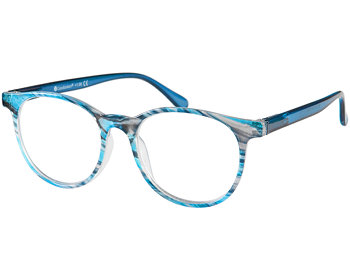Isla (Blue) Fashion Reading Glasses - Thumbnail Product Image