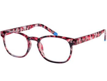 Edenbridge (Red) Fashion Reading Glasses - Thumbnail Product Image