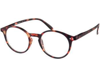 Sydney (Tortoiseshell) Retro Reading Glasses