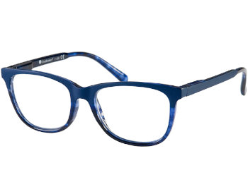 Grace (Blue) Fashion Reading Glasses - Thumbnail Product Image