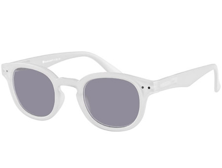 Holiday (White) Retro Sun Readers - Thumbnail Product Image
