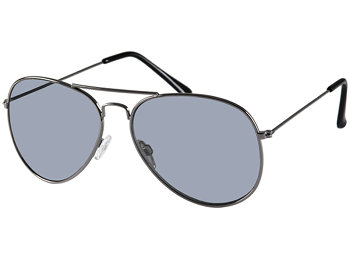 Ace (Gunmetal) Aviator Sun Readers