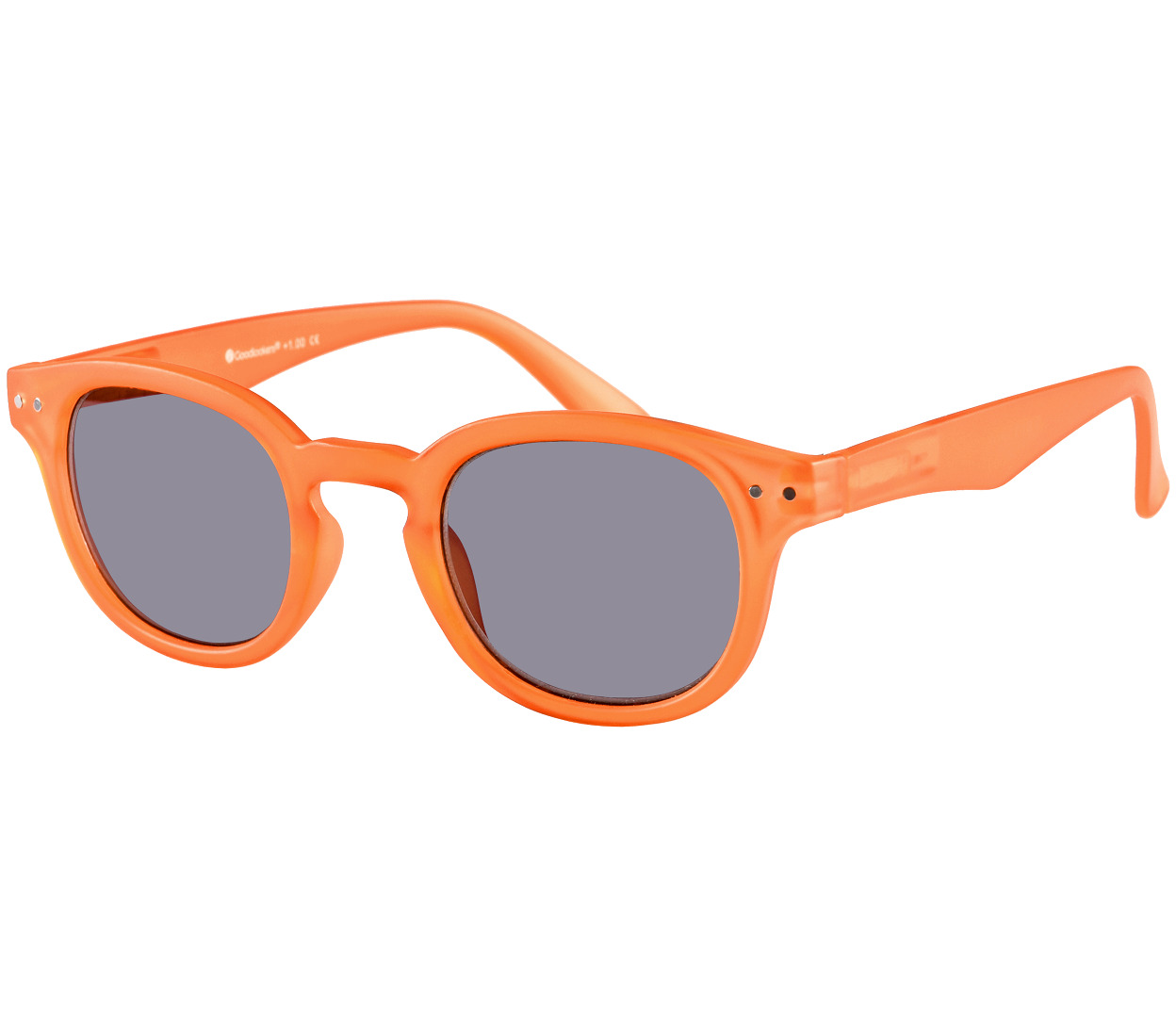 Holiday (Orange) Retro Sun Readers