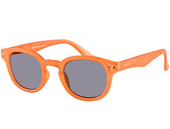 Holiday (Orange) Retro Sun Readers - Thumbnail Product Image