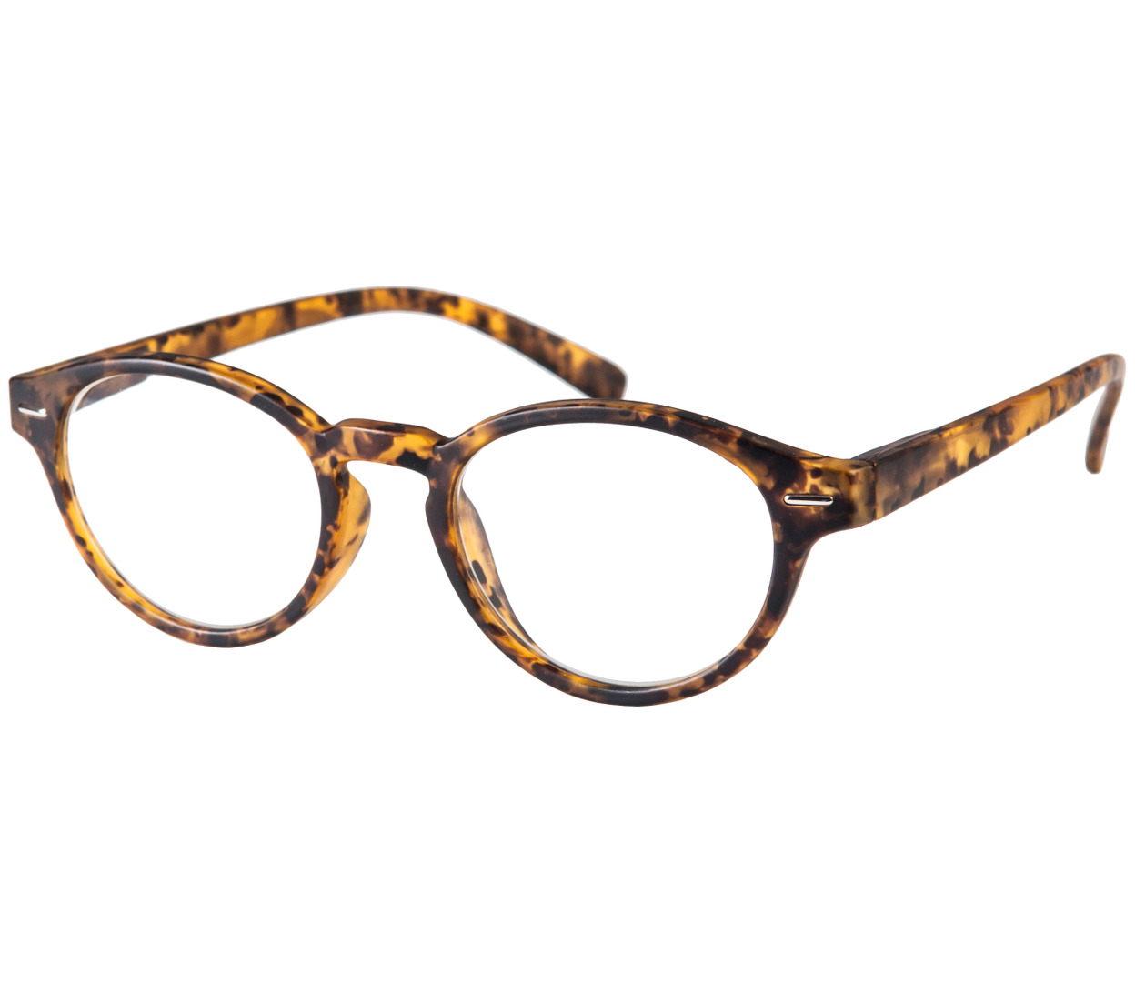 016dcc1006dc Espresso (Tortoiseshell) Retro Reading Glasses - Thumbnail Product Image
