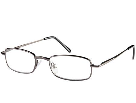 Shuffle (Gunmetal) Classic Reading Glasses - Thumbnail Product Image