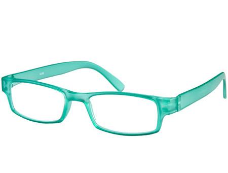 Friski (Turquoise) Classic Reading Glasses - Thumbnail Product Image