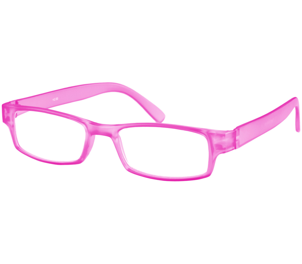 Friski (Pink) Classic Reading Glasses