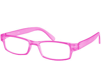 Friski (Pink) Classic Reading Glasses - Thumbnail Product Image
