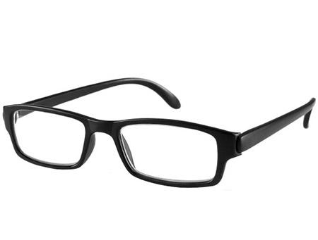 Jump (Black) Classic Reading Glasses - Thumbnail Product Image