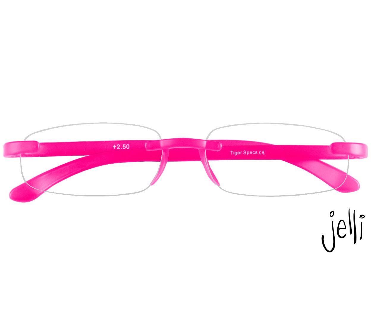 Folded - Jelli Neon (Pink)