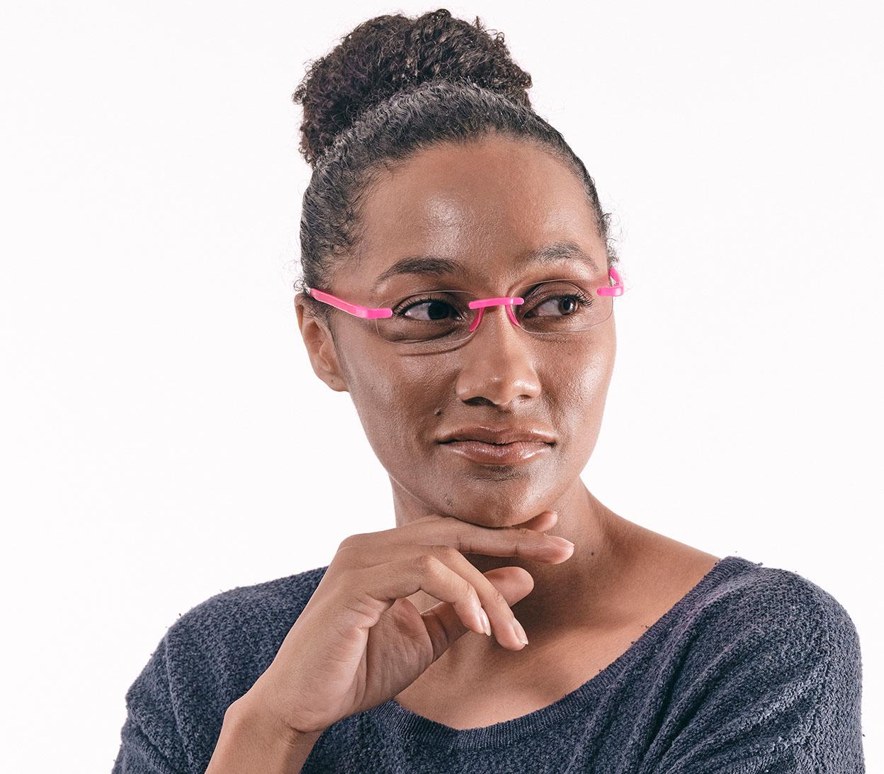 Model Image 1 - Jelli Neon (Pink)