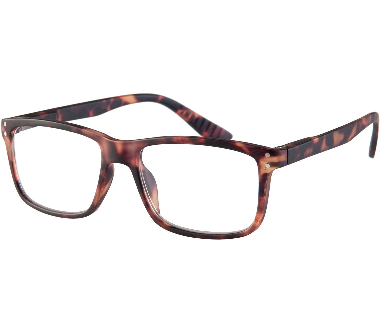 Main Image (Angle) - Dexter (Tortoiseshell) Classic Reading Glasses