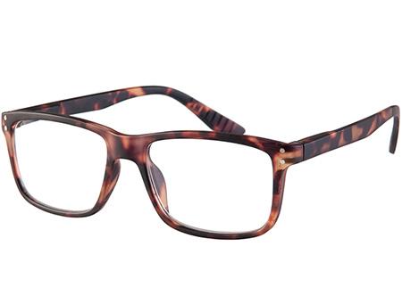 Dexter (Tortoiseshell) Classic Reading Glasses - Thumbnail Product Image