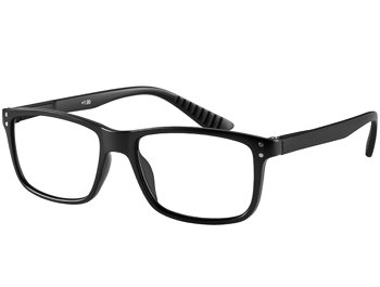 Dexter (Black) Classic Reading Glasses - Thumbnail Product Image